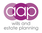 AAP Financial Solutions wills and estate